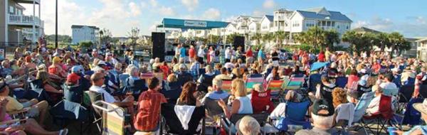 Ocean Isle Beach Concert